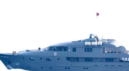 Okluk Sarayı'ndaki o teknenin sırrını Odatv açıklıyor