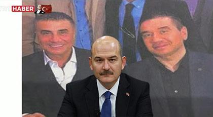 Soylu'nun gösterdiği Sedat Peker fotoğrafının hikayesi ortaya çıktı