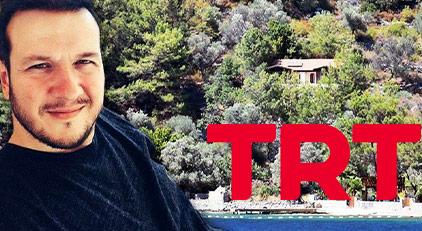 TRT drone uçurup evimi ve iki çocuğumu ifşa etti