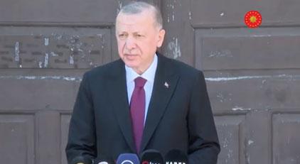 Erdoğan'dan 'yeni müjde' açıklaması