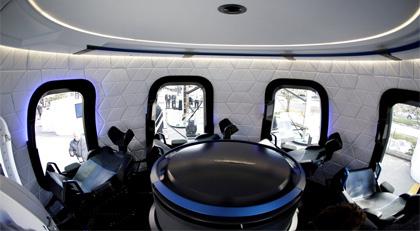 Jeff Bezos uzaya gidiyor