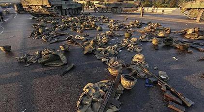 Devletin raporu: 106 bin 740 silah kayıp