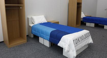 Olimpiyatlarda sekse karşı yatak iddiası