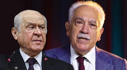 Bahçeli'nin sözlerinin ardından Perinçek kampanya başlattı