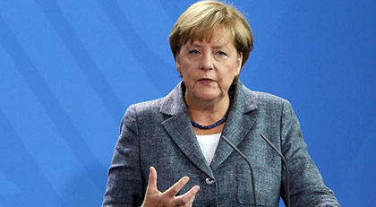 Merkel'den mülteci açıklaması: Türkiye'de kalmaları en iyisi