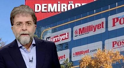 Ahmet Hakan'dan hanut notu... Hesabı kim ödedi
