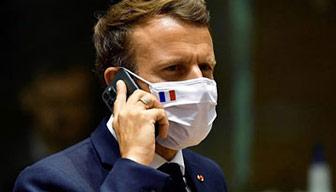 Macron İsrail'den ne istedi