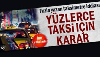 İBB ile taksiciler hangi konuda uzlaştı