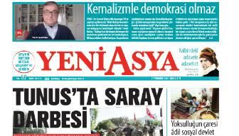 """Nurcuların gazetesi foncu medyayı referans verdi: """"Kemalizmle demokrasi olmaz"""""""