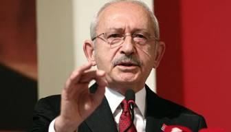 """Kılıçdaroğlu, söylediklerinin arkasında olduğunu belirtti ve ekledi: """"Mülteci hapishanesine..."""""""