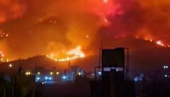 O yangınların altından bakın kim çıktı: Açıklama yaptılar