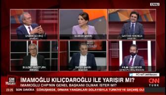 Ülke yanarken CNN Türk saçını tarıyor