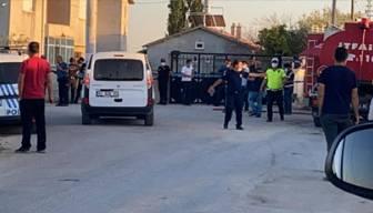 Konya'da katliam: 7 kişiyi öldürüp evi ateşe verdiler