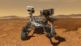 NASA robotunun topladığı ilk kaya örneği Mars'ta kayboldu