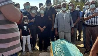 Gülten Kışanak babasının cenaze törenine katıldı