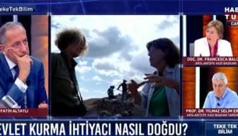 """Bu sözler en çok Türkiye'deki dincileri üzecek... """"Dünyada ilk kez bu topraklarda kuruldu"""""""