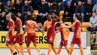 Galatasaray istediğini aldı