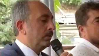 Bakan Gül o evde Kuran okudu