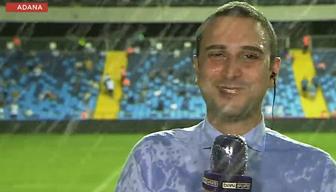 Fenerbahçe maçı öncesi güldüren olay