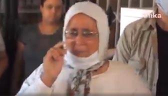 "Köylü kadının ""çay atma"" isyanı"