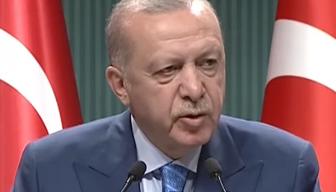 Erdoğan yüz yüze eğitim kararını açıkladı