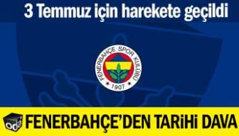 Fenerbahçe'den TFF'ye 250 milyonluk dava