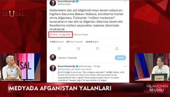 Ulusal Kanal'da CHP liderine ağır sözler