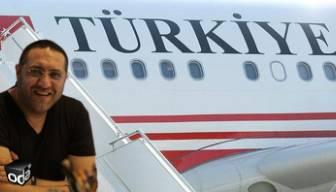 """""""Dışlandı"""" deniyordu: Erdoğan'ın uçağında sürpriz isim"""