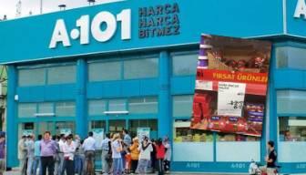 A101 markette göz göre göre büyük skandal