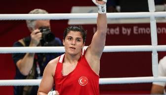 Olimpiyat şampiyonundan 30 Ağustos kutlaması