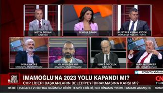 CNN Türk'ün CHP planı