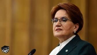 Meral Akşener hodri meydan dedi: Cumhurbaşkanı adayımızı hemen açıklarız