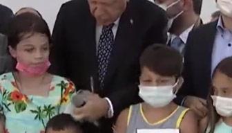 Davutoğlu'ndan sonra şimdi de Erdoğan... Öyle bir şey yaptı ki