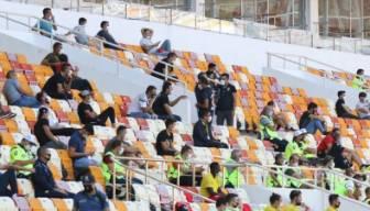 Bakanlıktan stadyumlar için yeni adım