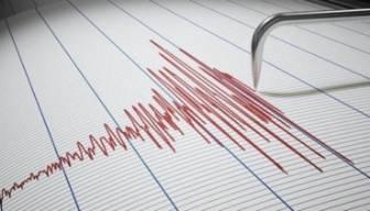 Korkutan deprem... 4.5'le salladı