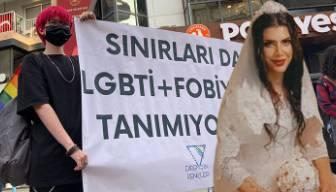 Endişeli bekleyiş... Afgan LGBTİ+ bireylerine destek eylemi