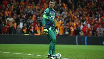 Muslera, Trabzonspor maçına yetişecek