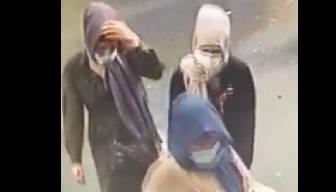 Hırsızlık şüphelisi kadınlar Maltepe'de yakalandı