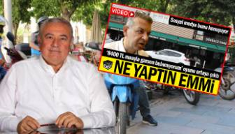 """Bir 'Emmi' daha: """"6 bin lira maaşla motokurye bulamıyorlar"""""""