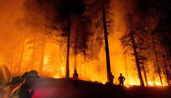 Orman yangınının üzerinden daha bir ay bile geçmedi ama… Patlatacaklar