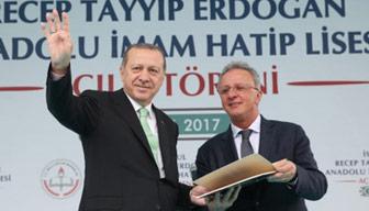 Erdoğan'ın bir küsüp bir barıştığı isme... Etiler'de özel imar