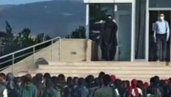 Çarşaflı İstiklal Marşı tartışmasında sendika başkanları Odatv'ye konuştu