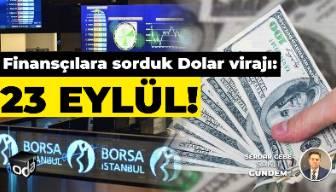 ODATV CANLI | Finansçılara Sorduk | Dolar Virajı: 23 Eylül
