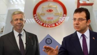 Yavaş ve İmamoğlu Erdoğan'a fark attı
