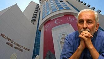 MHP Emin Çölaşan'ı hedef aldı