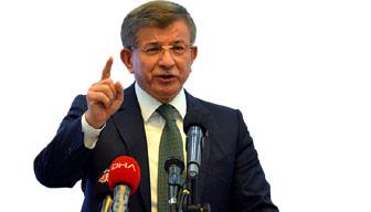 Davutoğlu Bahçeli'yi hedef aldı: İmralı'dan getirilenlere ses çıkarmadı