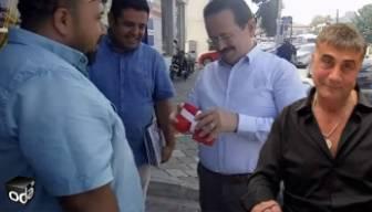 Kahve dağıtan CHP'li Başkan AKP'lileri böyle ti'ye aldı: Sedat Peker'den değil