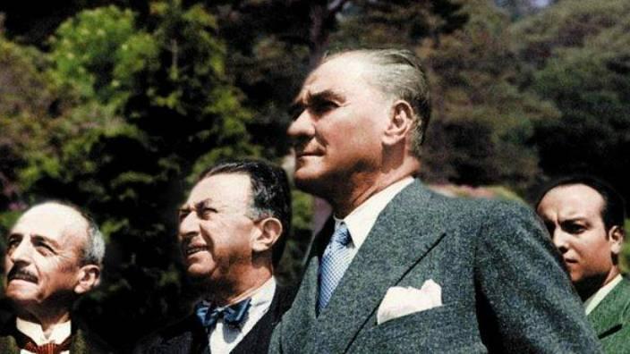 83 yıl sonra Ata için yeniden