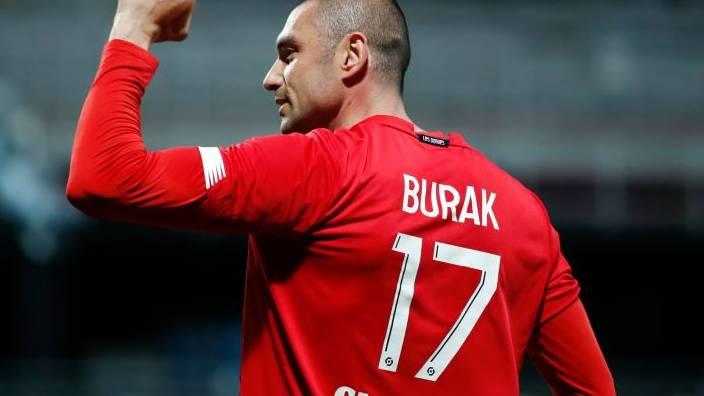 Burak'tan kritik maç öncesi iddialı sözler
