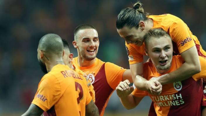 Galatasaray'da çarpıcı tablo